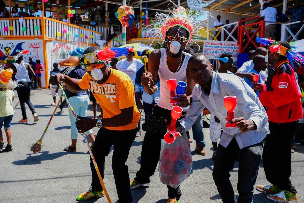 Jacmel Carnaval, Haiti